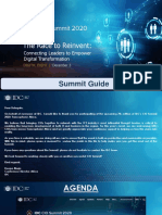 IDC Francophone CIO Summit Guide