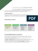 Ciblage Positionnement Mix Marketing Carrefour