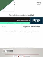 Control de Constitucionalidad (2)