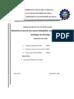 cuenca hidrográfica  por el método de rectángulo de Gravelius.pdf