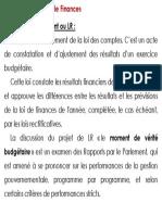Lois des finances et principes budgetaires_p10