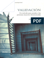 Validacion (partes 1,2 y 3) por Naomi Feil