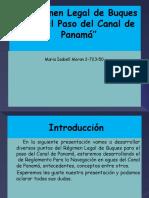Derecho Marítimo Panameño