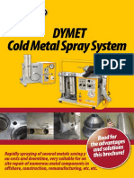 Cold Spray systems Dycomet