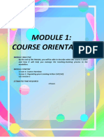 STUDY NOTEBOOK MODULE 1 WITH ANSWER