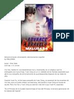 Advance bravely (Avanzando valientemente) español.pdf
