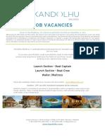 Kandolhu Island - Job Vacancies 10012021.pdf