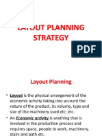 Chapter 5 Layout Planning and its importance in Lean Operations