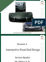 Session4 Automotive Front End Design