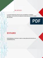 LIZANDRO IDME FUNCIONES DEL ESTADO