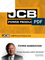 JCB Power Products Ltd dealer Introduction com v2