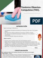 Trastorno Obsesivo- Compulsivo (TOC) env
