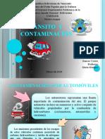transito y contaminacion