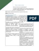 Ej. diario doble entrada Diario de doble entrada
