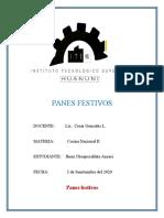 PANES FESTIVOS class