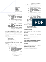 Leg Forms Notes