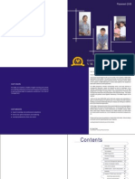 Placement Brochure 2008