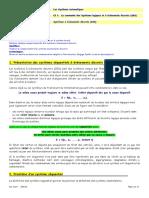 Systèmes à Évènements Discrets (SED)
