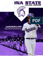 Winona State Softball 2011 Media Guide
