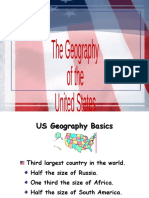 US_Geography powerpoint