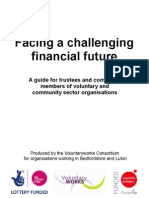 Facing a Challenging Financial Future
