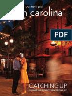 North Carolina Travel Guide 2011