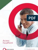 2011 Access FocalPoint Brochure