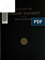 A Study Of Modern Harmony_ René Lenormand