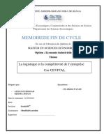 La logistique et la compétitivité de l'entreprise.pdf