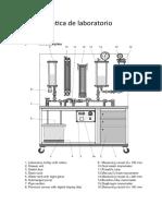 Pratica 1. Propriedades dos fluidos HM115.