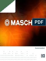 MASCHINE 2.0 Setup Guide German