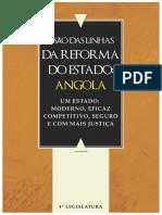 LINHAS GERAIS DO PROGRAMA DE REFORMA DO ESTADO EM ANGOLA (1)