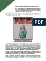 l'empreinte des poupées russes, ou le communisme en Europe