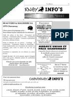 Chavornay Infos 18 février 2011