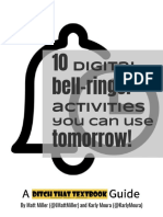 10 digital bell-ringer activities you can use tomorrow ebook