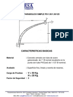 Pastoral parabolico simple