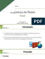 Firewall - Introducao