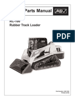 ASV Posi-Track RC-100 Track Loader Parts Catalogue Manual.pdf