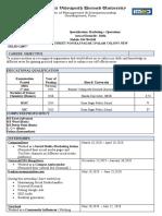 BVDU IMED CV format.docx