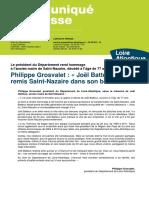 CP Décès Joël Batteux janv2021