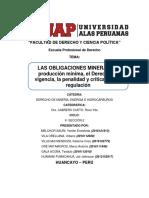 TRABAJO 7 - DERECHO MINERO - UAP FILIAL HUANCAYO