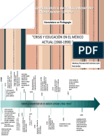 LINEA DEL TIEMPO 1968-1990
