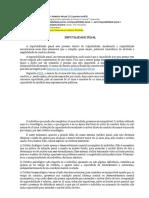 IMPUTABILIDADE PENAL Relatório Virtual 2