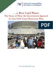 Best Laid Plans Report