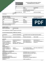 Ficha de Investigacion Clinico Epidemiologica Covid-19 No 2092451