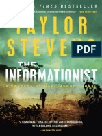 The Informationist by Taylor Stevens - Excerpt