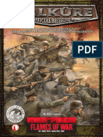 German Army - Walkürekompanie Intelligence