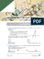 Geometriaplano11exames