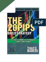 la stratégie quotidienne de 20 pips.en.fr