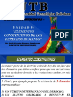 UNIDAD V - ELEMENTOS CONSTITUTIVOS DE LOS DERECHOS HUMANOS.pptx